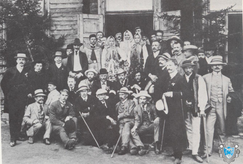 I Zjazd Podhalan, Zakopane 1911