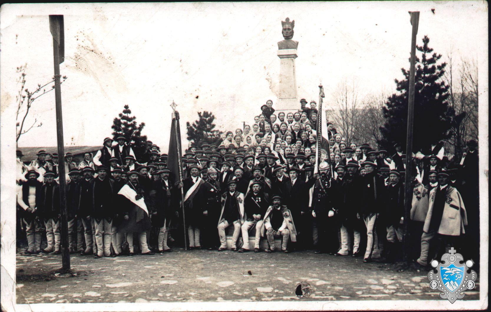 Związek Górali pod Pomnikiem Grunwaldzkim, Zakopane 1904
