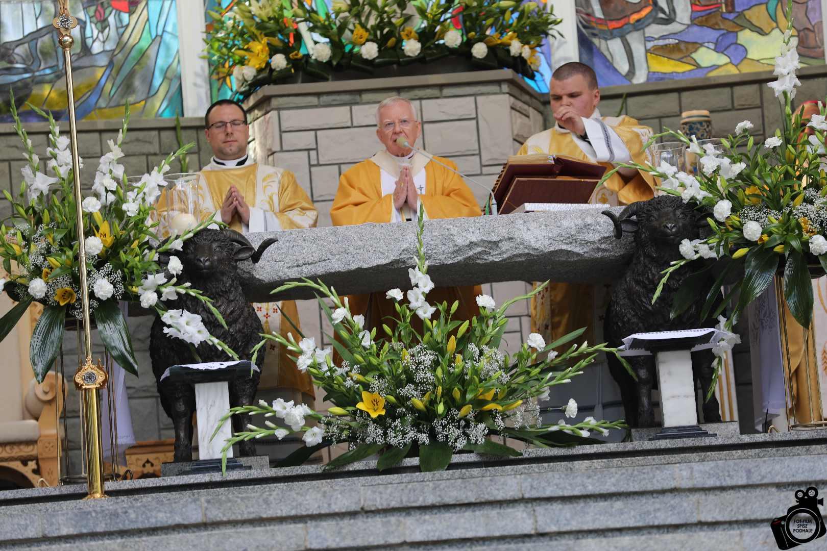 Uroczystość ustanowienia Świętego Jana Pawła II Patronem Powiatu Tatrzańskiego