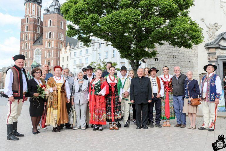 Tradycyjne posiady Krakowskiego Oddziału Związku Podhalan