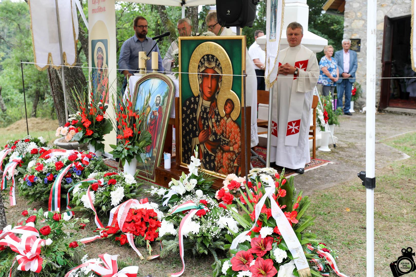 Polsko-Węgierskie święto w Derenku