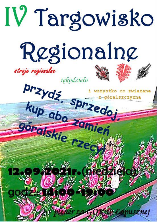 IV Targowisko Regionalne